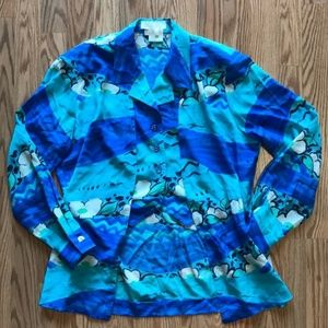 ESCADA | Vintage Silk Shirt